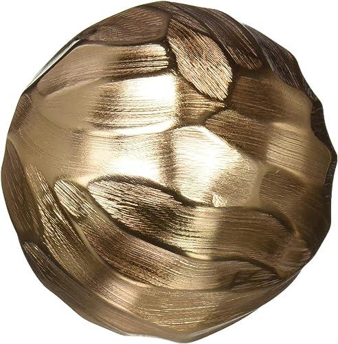 Cyan Design 09800 Delovine Filler, Gold Amber