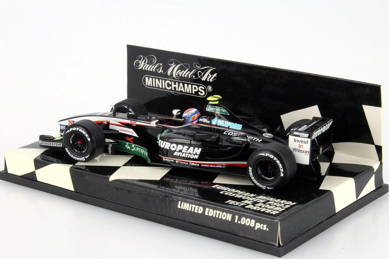 M. Bobbi Cosworth PS03 Test Driver Formel 1 2003 1:43 Minichamps