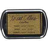 Clearsnap Teresa Collins Pigment Ink Pad, Gold Shine