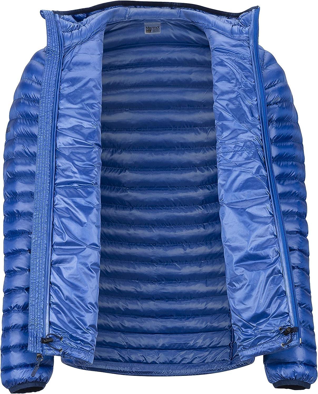 Wasserabweisend Warme Outdoorjacke Mit Kapuze Winddicht Marmot Herren Avant Featherless Hoody Ultra-leichte Isolierte Winterjacke