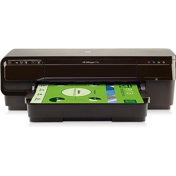 HP Officejet 7110 A3 - Impresora de tinta (4800 x 1200 dpi ...