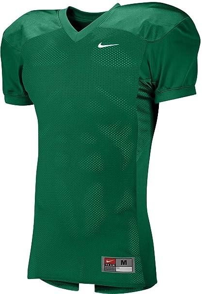 size 40 51a04 455b1 Amazon.com : Nike Men's Football Team Defender Jersey (Dark ...