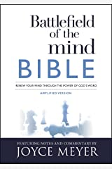 Battlefield of the Mind Bible: Renew Your Mind Through the Power of God's Word Kindle Edition