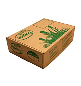 BioBag Compostable Tall 13 Gallon Food Waste Bags - 48ct