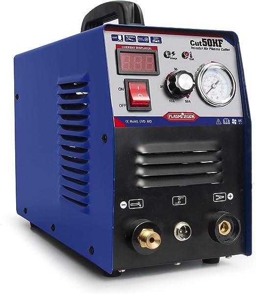 Amazon.com: Máquina de corte de plasma inversor de aire ...
