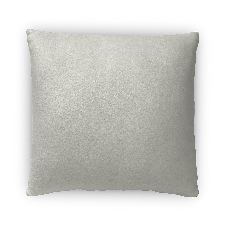 TELAVC132FBS16 Pink//Black//Ivory KAVKA Designs Love Me Fleece Throw Pillow, Size: 16X16X4 - -