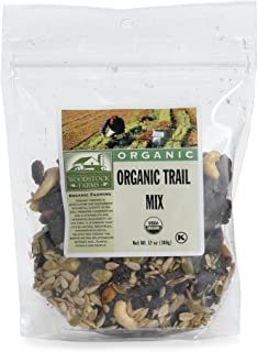 product image for Woodstock Farms Organic Trail Mix, 12-Ounce Bags (Pack of 4)