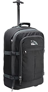 11491c7b5 Cabin Max Malmo Expandable Laptop Backpack Trolley Hand Luggage Suitcase…