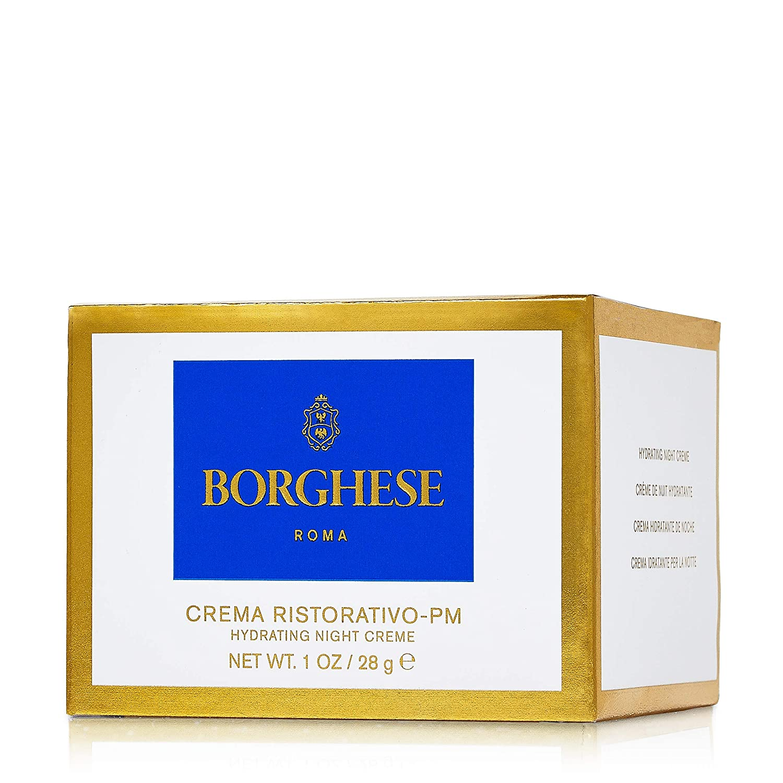 Borghese Crema Ristorativo-PM Hydrating Night Cream, 1 oz.