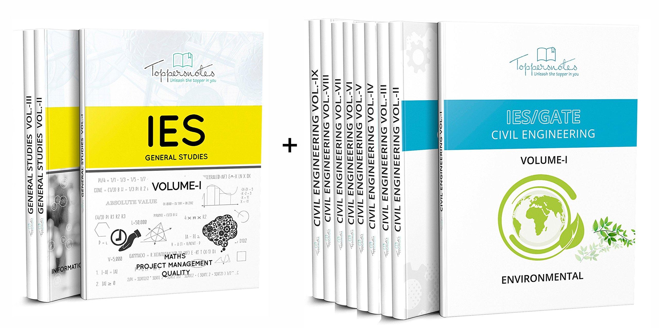 Buy IES/GATE Hand Written Notes Civil Engineering + General