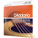 D'Addario EJ42 Phosphor Bronze Acoustic Guitar Strings
