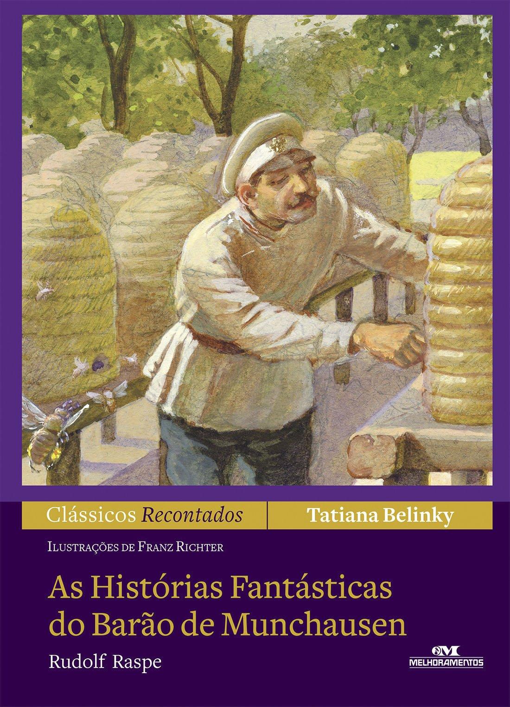 Histórias Fantásticas do Barão de Munchausen, As