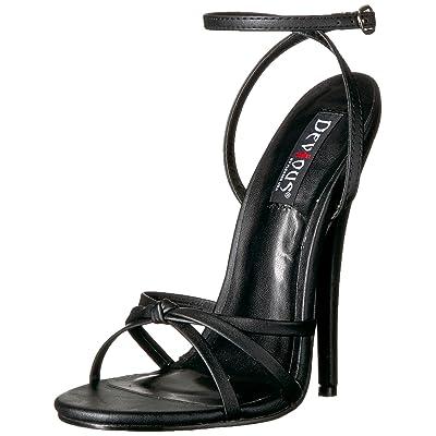 Devious Women's Domina-108 Sandal   Sandals