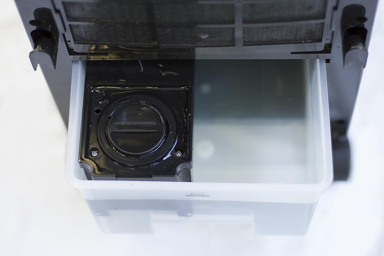 Deluxe - Climatizador Calefactor Ventilador Digital Pingüino Frío 85 W | Calor 1000 W - 1900 W, Humidificador - Purificador de Aire Portátil | TODO EN UNO ...