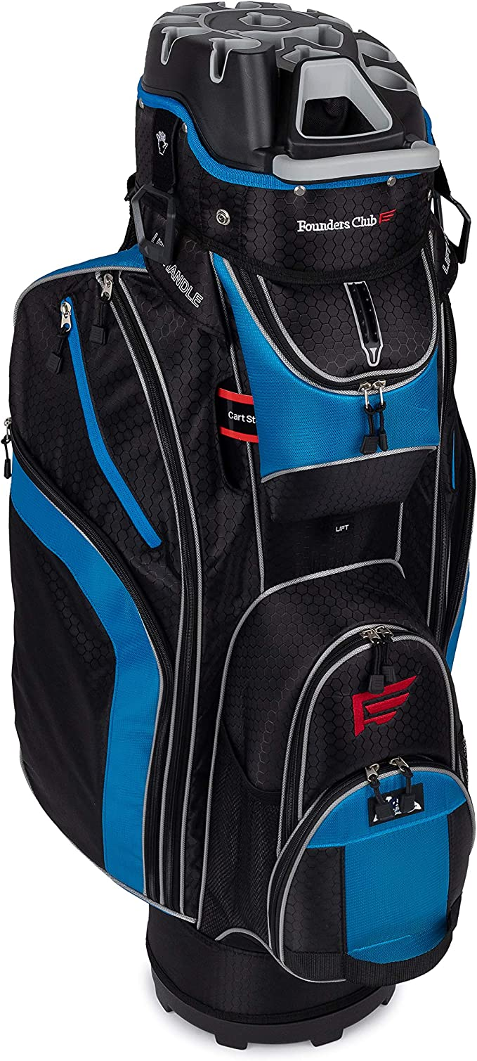 Founders Club Golf Bag Review with Buying Guide [2020] 1