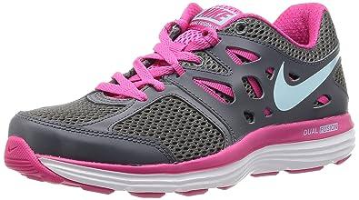 Nike Dual Fusion Lite, Chaussures de Running Femme Gris