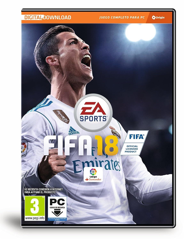 FIFA Edición estándar La caja contiene un código de descarga Origin