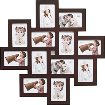 Deknudt Frames S65KQ1 15x20 Photoframe brown wood
