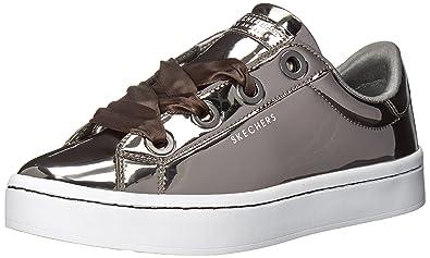 973f41feb678 Skecher Street Women s Hi-Lite-Metallic Patent Sneaker