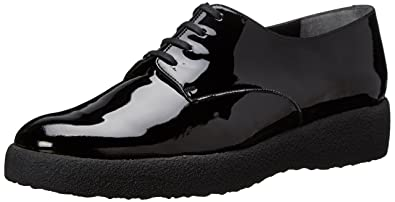 Feydoj, Chaussures de Ville Femme - Noir (Vernis Noir), 39.5 EURobert Clergerie