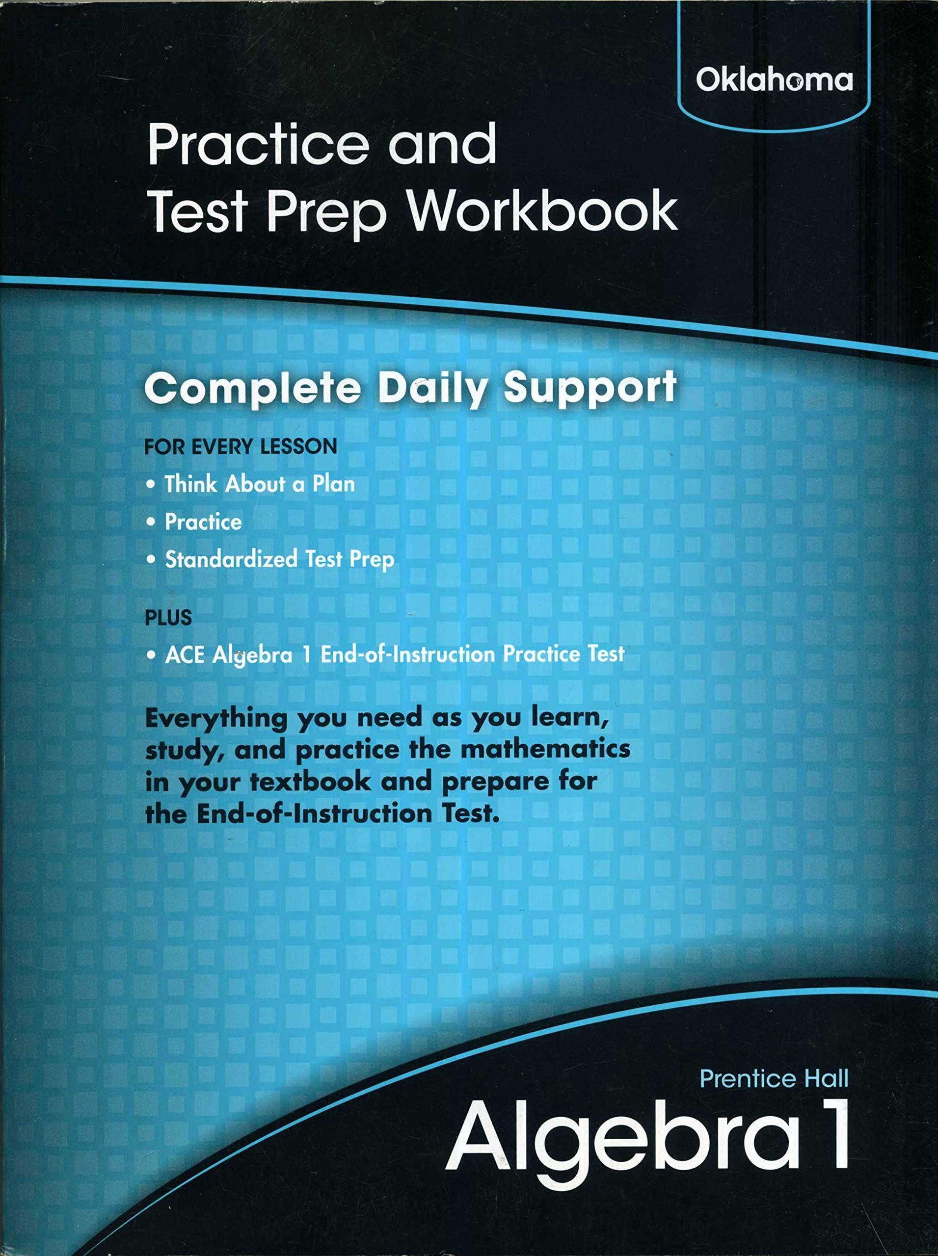 Practice And Problem Solving Workbook Teacher S Guide