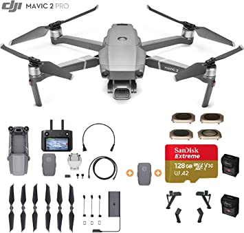 Amazon.com: DJI Mavic 2 Pro Drone Quadcopter con Smart ...
