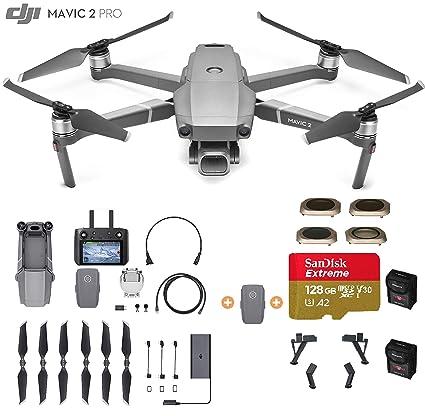 dji Mavic 2 Pro Drone Quadcopter con Controlador Inteligente ...