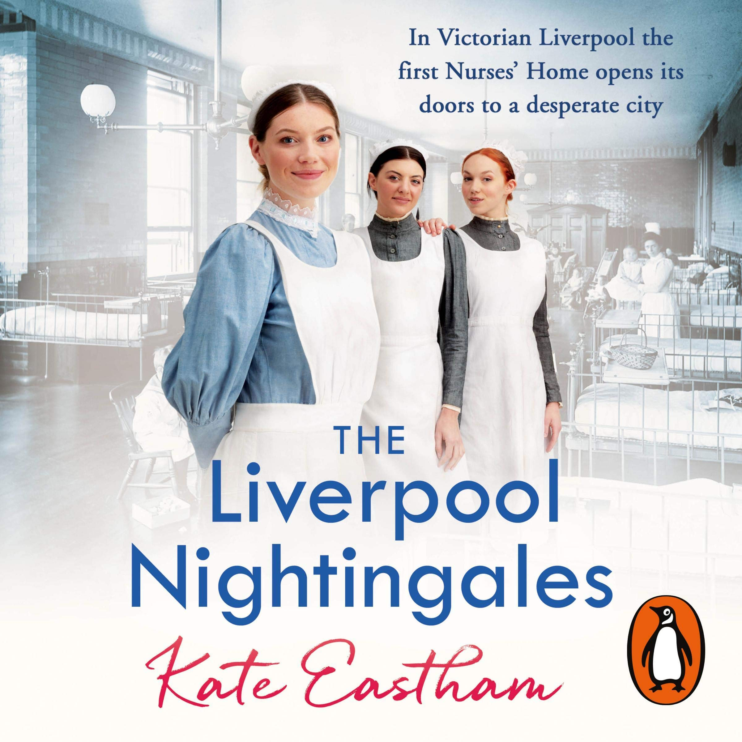 The Liverpool Nightingales: The Nursing Series, Book 2 by Penguin Books Ltd