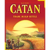 Catan Game Trade Build Settle