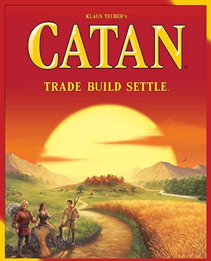 8c384a4d8ee6 Buy Mayfair Games Catan 5th Edition