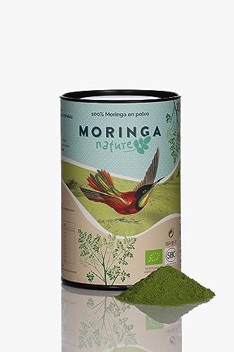 Moringa Ecológica en Polvo 150 gramos: Amazon.es: Alimentación y bebidas