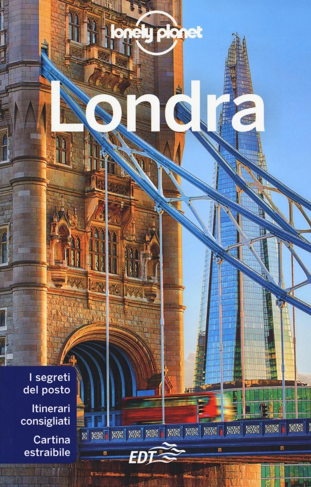 Londra. Con cartina Copertina flessibile – 9 giu 2016 C. Dapino P. Maschio EDT 8859226090