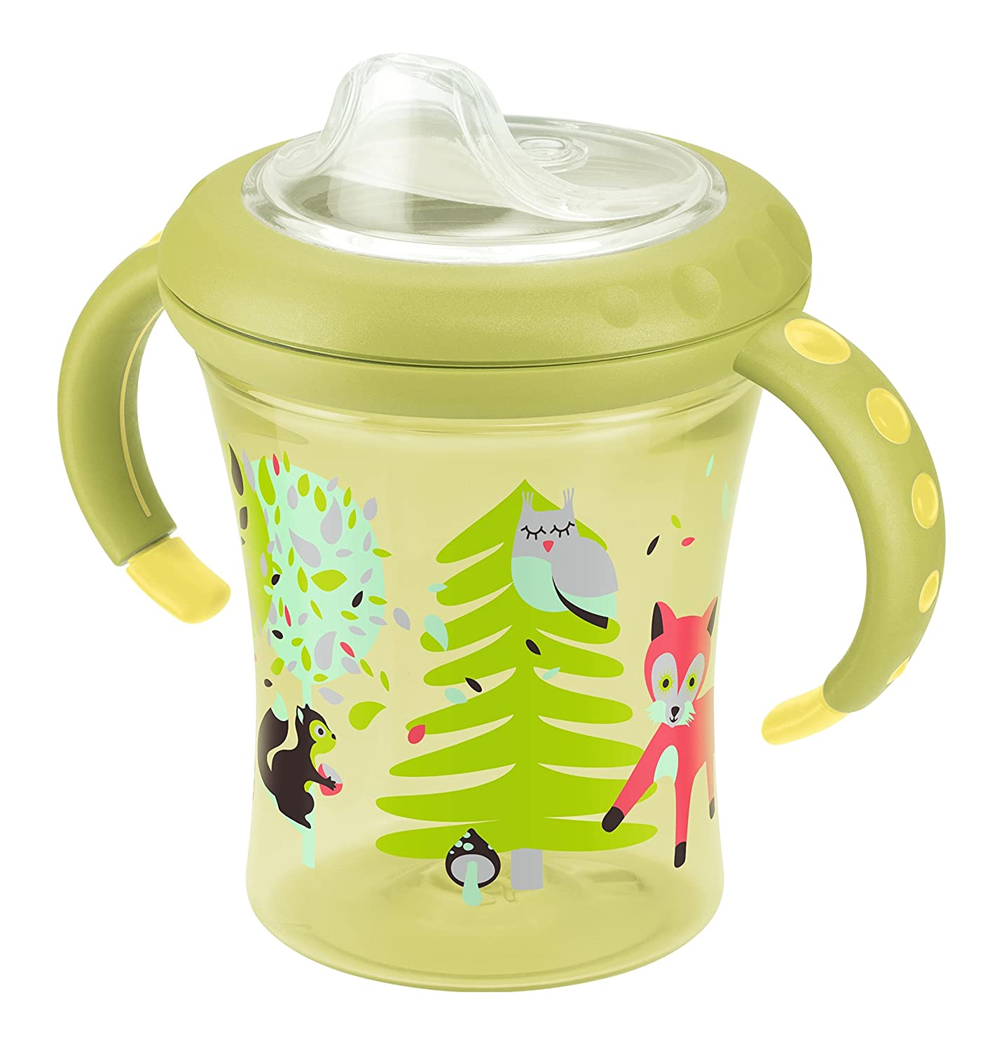 Nuk Easy Learning 1 - Taza principiante +6 meses, 210 ml NK10759085