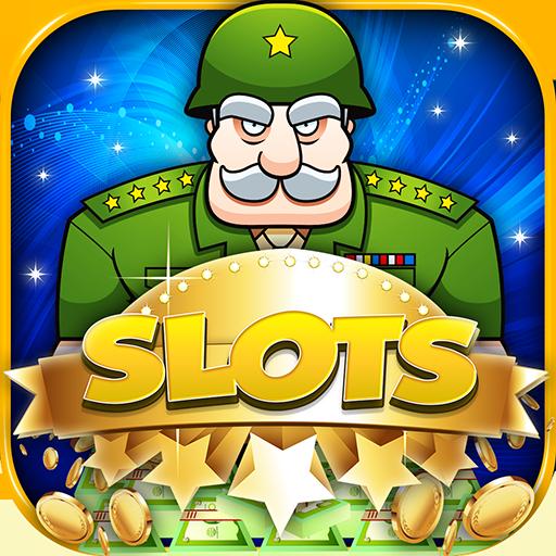 A Major Millions Progressive Militaristic Slots - Best Vegas Money Blast BONUSES & HITS Casino Video Machine (Video Blast)