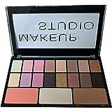 Sivanna Colors Makeup Studio Eyeshadow & Blusher Palette (28g)