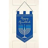 Amscan Hanukkah Felt Banner