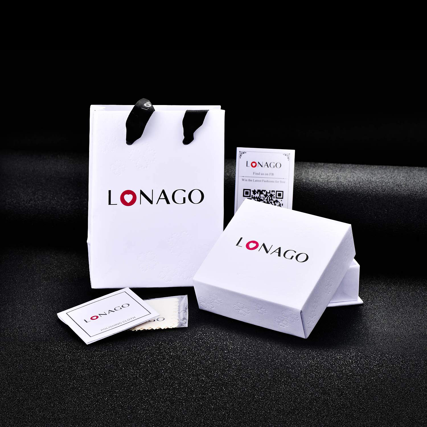 LONAGO 925 Sterling Silver Personalized Name Stud Earring Custom Name Earrings/—Customize Your Own Earring with Name