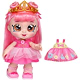 "Kindi Kids Dress Up Friends - 10"" Doll with 2 Outfits - Donatina Princess"