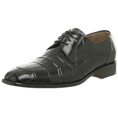 1582Mezlan Men's Brando Oxford, Black, 17 M | Oxfords
