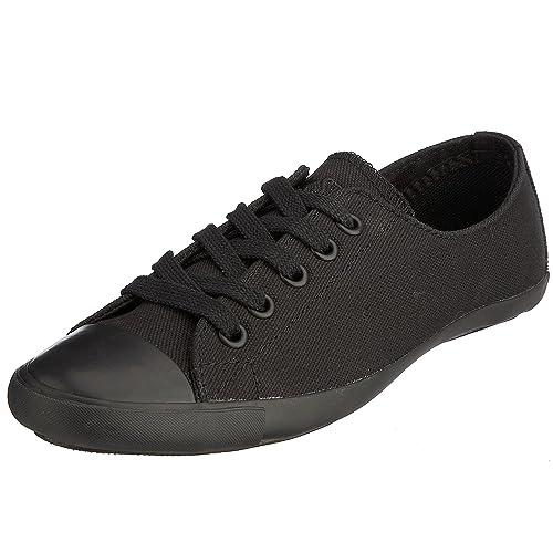 323c03011cc7be Converse Donna Light Core scarpe sportive Nero Size  37 EU  Amazon.it   Scarpe e borse
