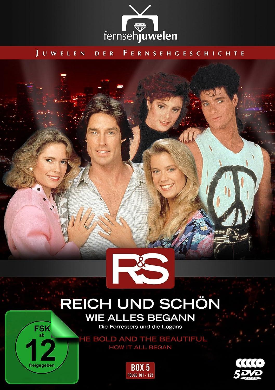 Reich und Schön - Box 5: Wie alles begann, Folgen 101-125 ...
