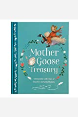 Mother Goose Treasury: A Beautiful Collection of Favorite Nursery Rhymes Hardcover