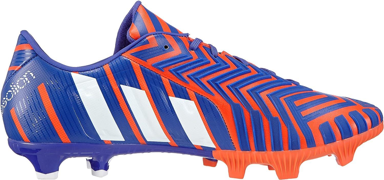 Andrew Halliday vamos a hacerlo Aprobación  Amazon.com | adidas Predator Absolion Instinct FG Mens Soccer Cleats, Size  9.5 Purple | Soccer