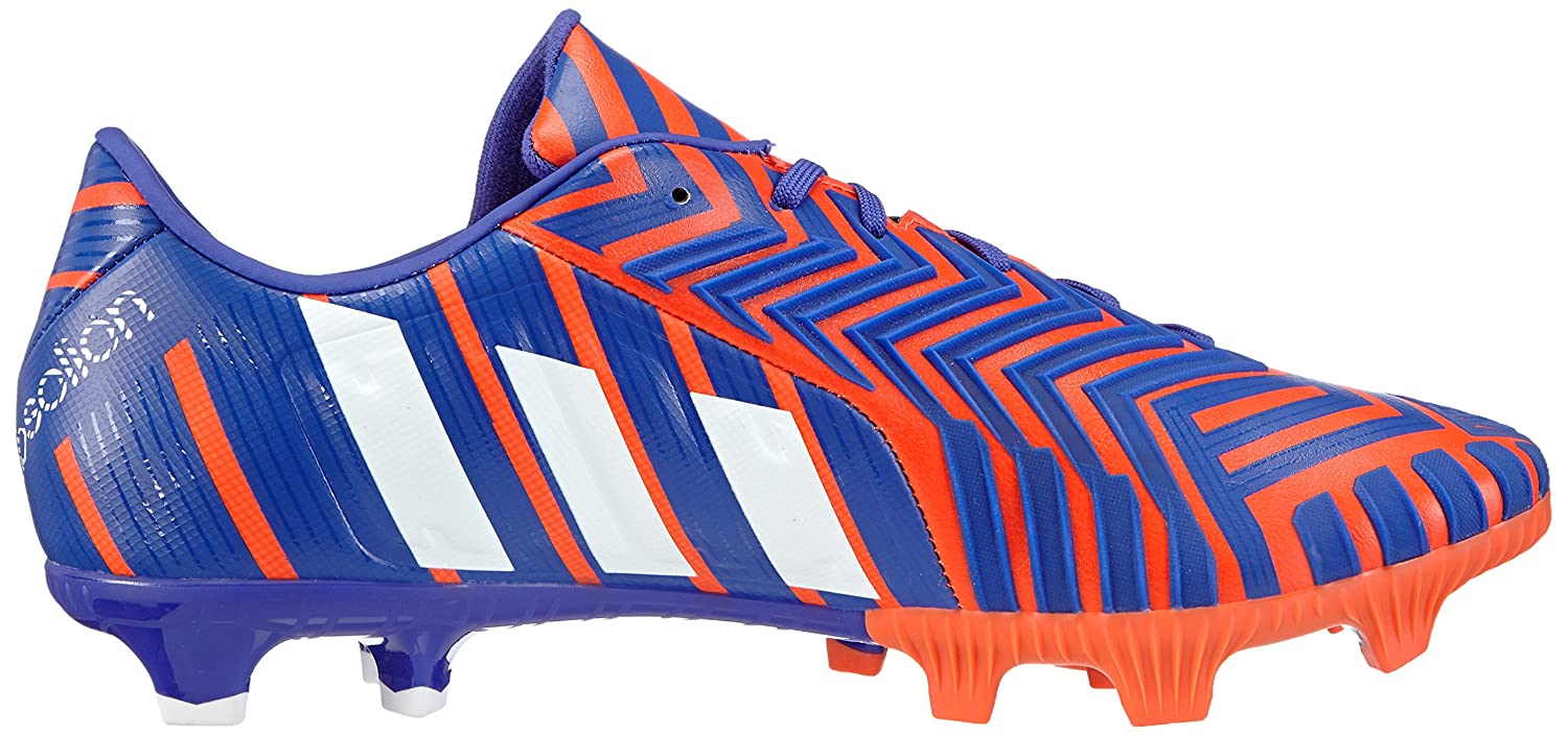 Amazon.com | adidas Predator Absolion Instinct FG Mens Soccer Cleats, Size 7.5 Purple | Soccer