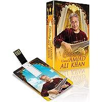 Music Card: Celebrating Ustad Amjad Ali Khan (4 GB)
