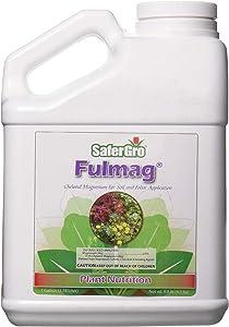 Safer Gro 722004-GAL FulMag Plant Fertilizer