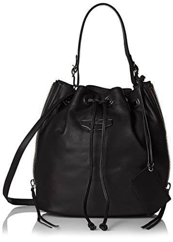 effde67462626 Balenciaga Women's Leather Cross-Body, Black: Handbags: Amazon.com