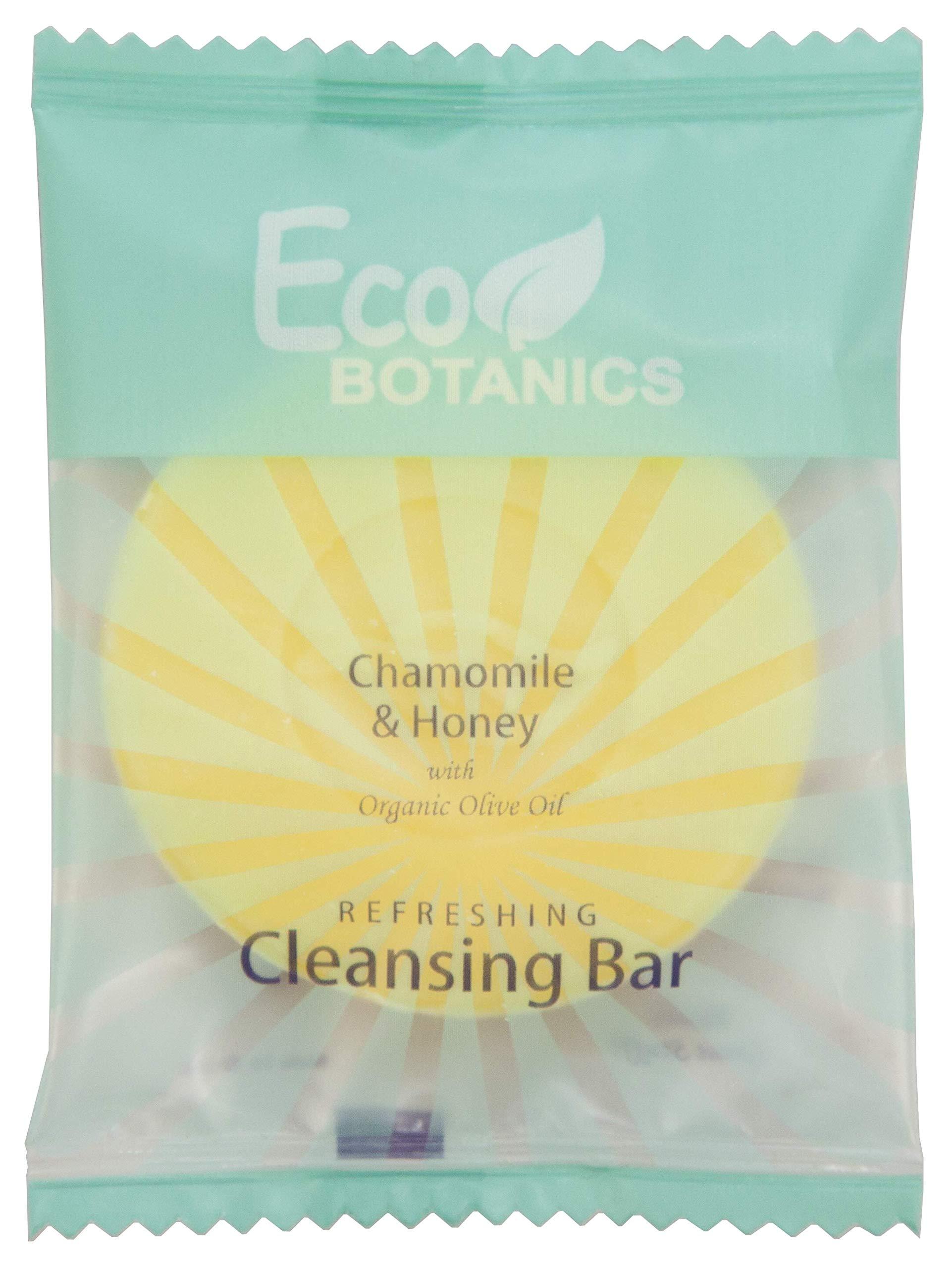 Eco Botanics Travel-Size Hotel Cleansing Bar Soap, .5 oz (Case of 250) by Eco Botanics (Image #3)
