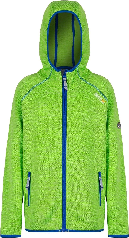 Regatta Great Outdoors Childrens//Kids Dissolver Fleece Jacket