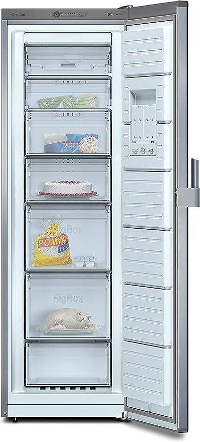 Balay 3GF8651L - Congelador Vertical 3Gf8651L No Frost: 569.96 ...